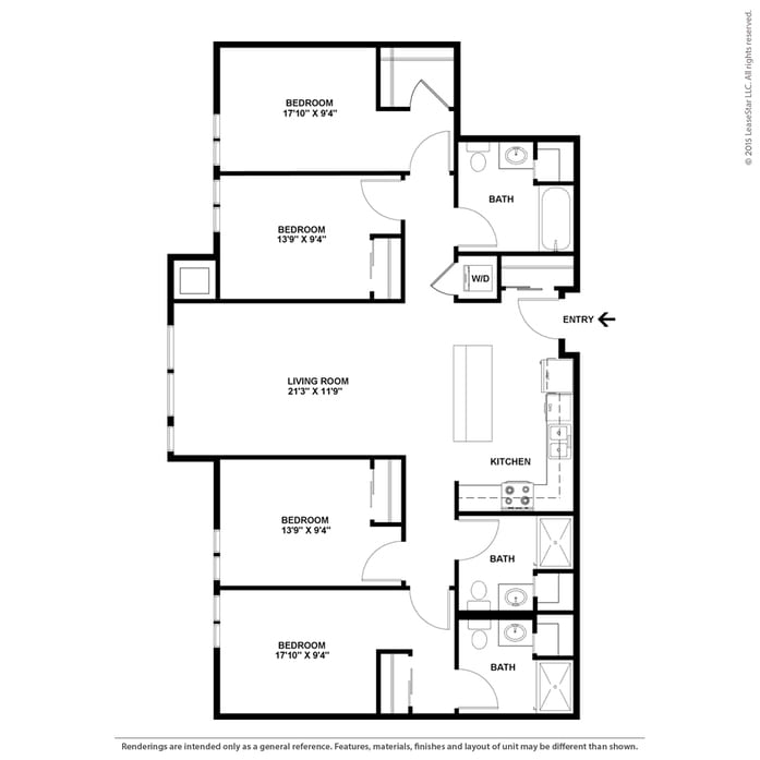 Duluth, MN BlueStone Lofts Floor Plans | Apartments in Duluth, MN ...