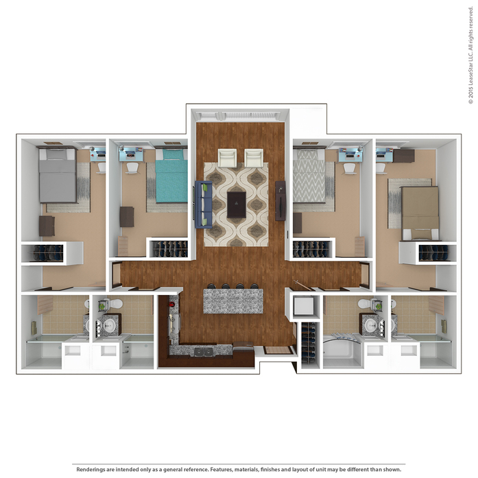 Duluth Apartments: Duluth, MN BlueStone Lofts Floor Plans