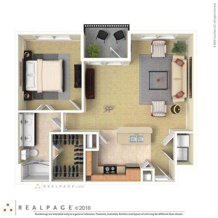Austin, TX Avanti Hills At The Galleria Floor Plans