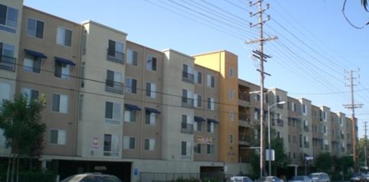 Bella Vista Apartments Sun Valley Ca
