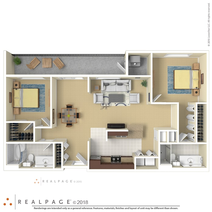 Buffalo Grove, IL 301 Riverwalk Floor Plans
