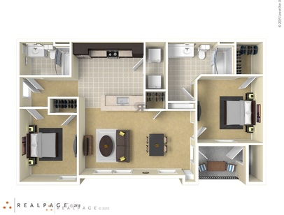Houston TX Gulf Coast Arms Apartments Floor Plans Apartments in