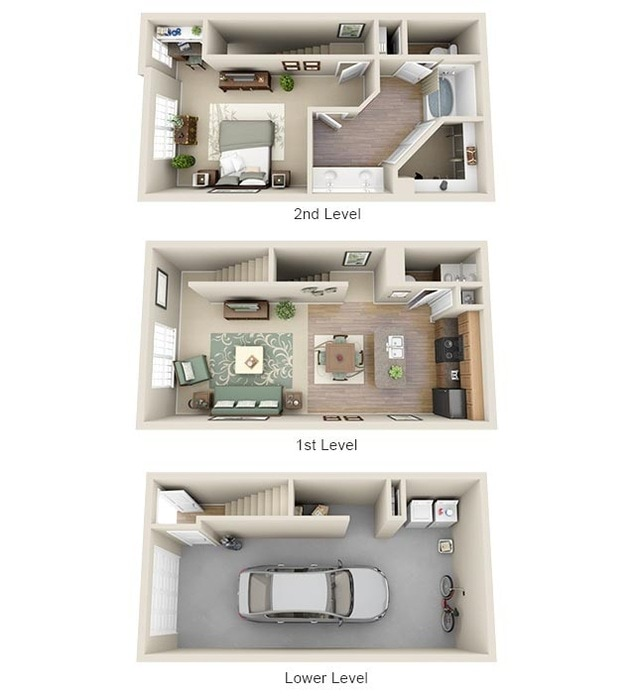 Apartments The Woodlands | Avana Sterling Ridge Apartments