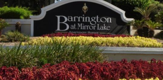 Barrington At Mirror Lake Apopka Fl Apartments For Rent