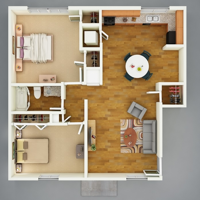 The Haven Apartments: Haven Apartments & Townhomes