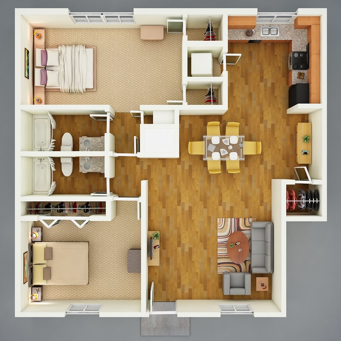 Haven Apartments & Townhomes