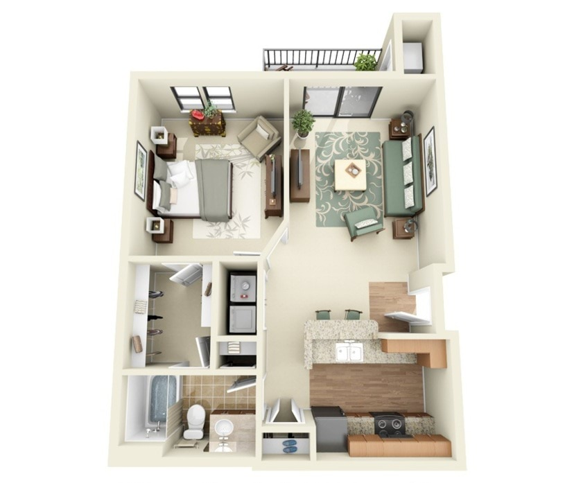 Charlotte Apartments Perimeter Lofts Floor Plans