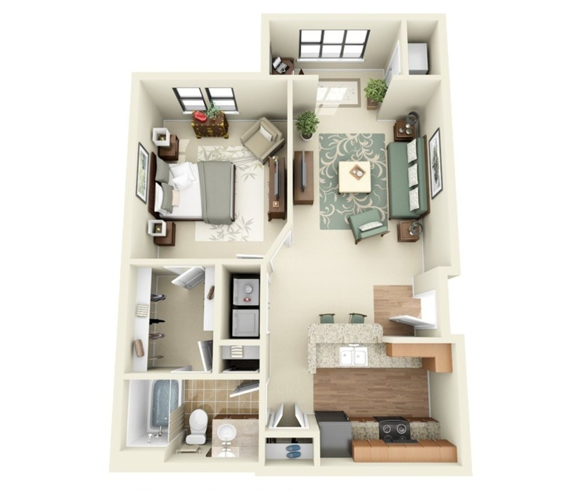 Lofts Downtown Charlotte Nc