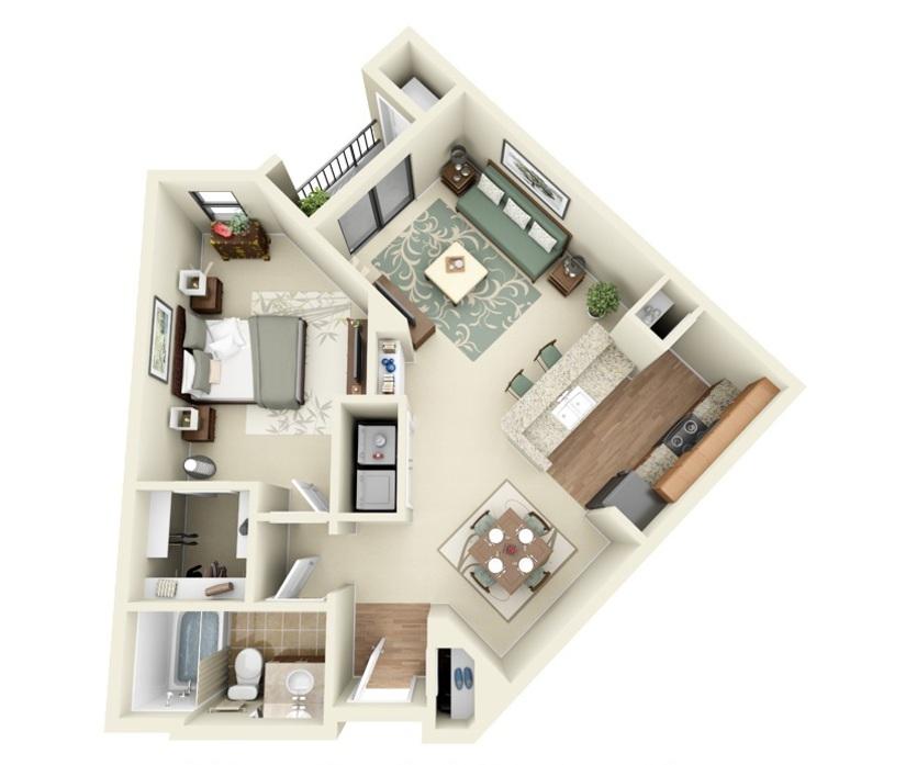 Charlotte Apartments Perimeter Lofts Floor Plans