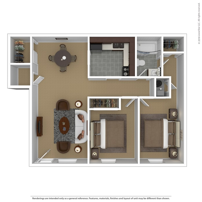 2 Bedroom Apartments Columbus Ohio