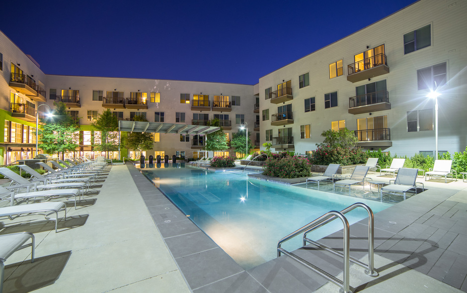 Central Austin Tx Luxury Apartments For Rent Near Ut