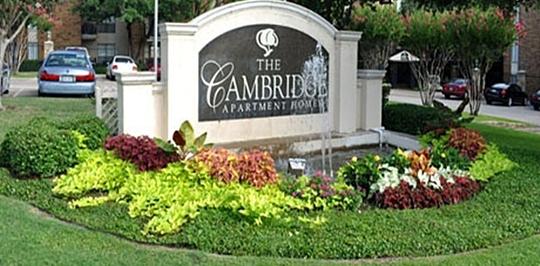 The Cambridge Apartments Dallas Tx