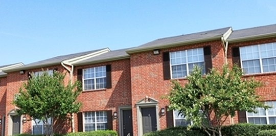 Greens Of Hickory Trail Townhomes Dallas TX Apartments For Rent