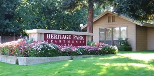 Heritage Park Apartments - Sacramento, Ca Apartments For Rent