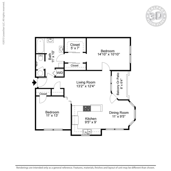 San Antonio, TX Promontory Pointe Floor Plans