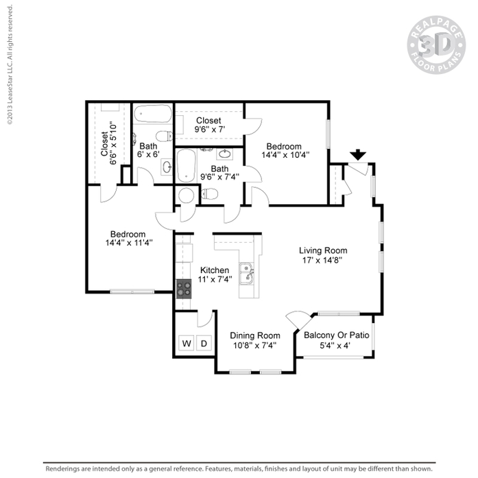 San Antonio, TX Promontory Pointe Floor Plans