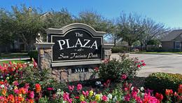The Plaza at San Jacinto