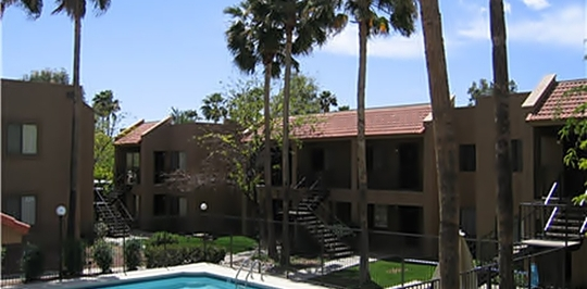 Saddle Ridge Apartments Tucson Az