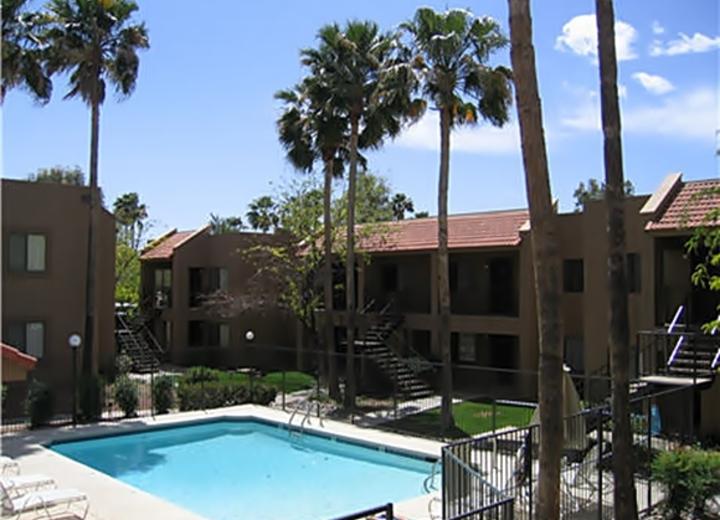 Saddle Ridge Apartments Tucson Az