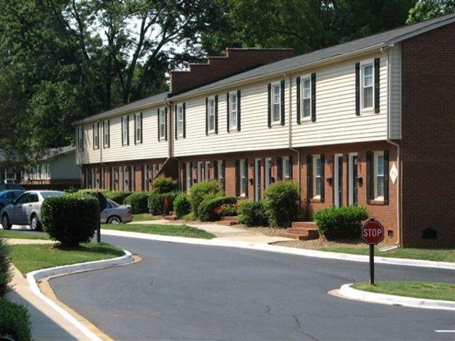 Wendover Garden Apartments Charlotte Nc