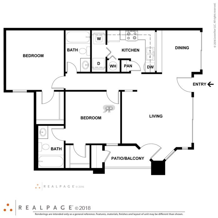 North Charleston, SC Appian Way Floor Plans
