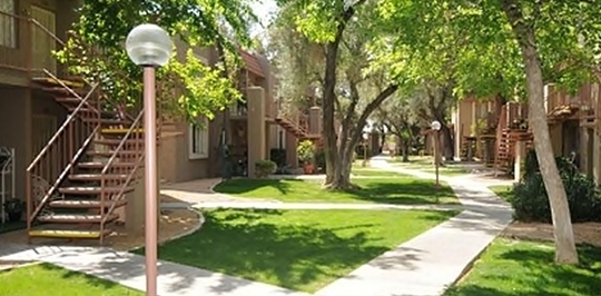 Orange Tree Villa Apartments Scottsdale Az