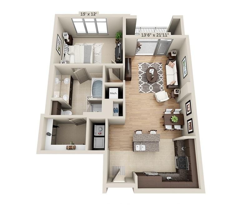 Ashton Apartments: Ashton San Francisco Apartments In San Francisco, CA
