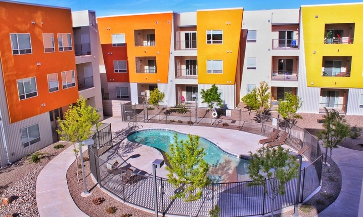 Apartments For Rent In Albuquerque Nm Glenrio Apartments