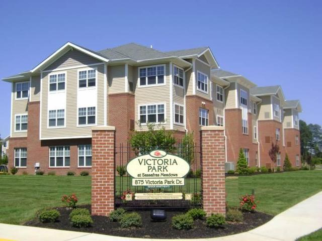 Victoria Park At Sassafras - For Seniors 62 Apartments