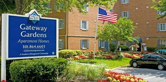 Gateway Apartments Md