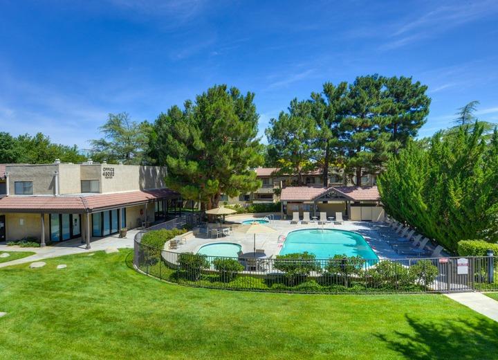 Park West Village Lancaster Ca Apartments For Rent