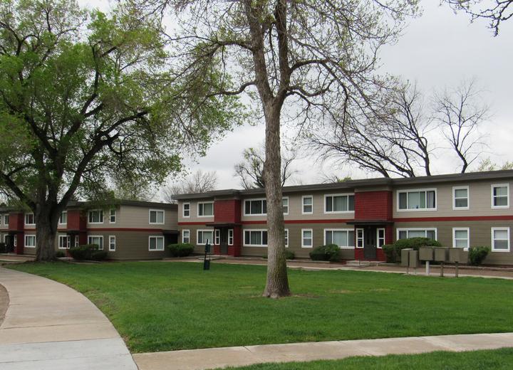 The Centre Apartments Colorado Springs Co