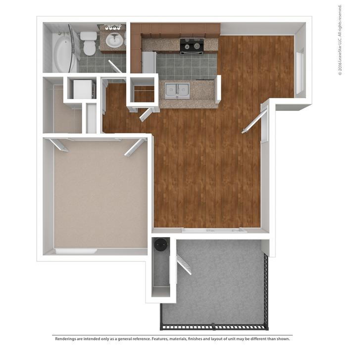Heritage Village Apartments In Fremont, CA Floor Plans