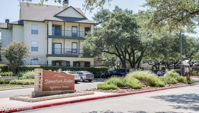 signature ridge - apartments san antonio