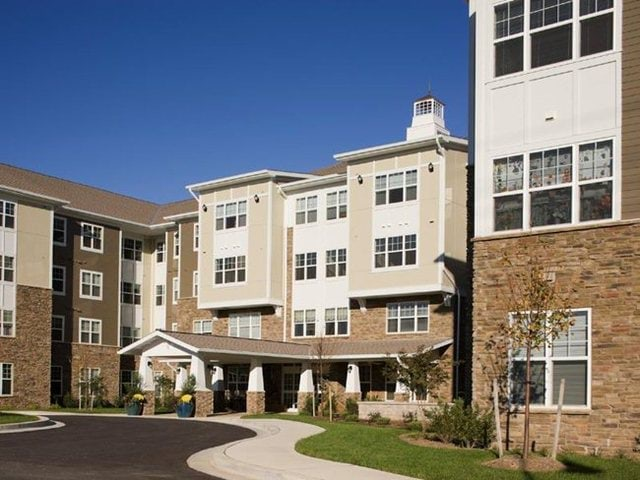 The Greens At Hammonds Lane - For Seniors 62 Apartments