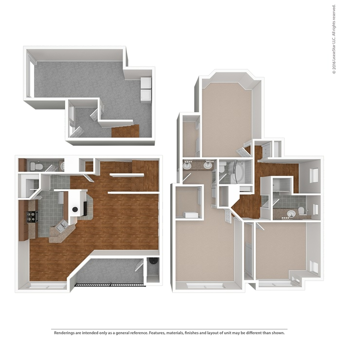 San Moritz Apartments: Aliso Viejo, CA ST MORITZ RESORTS Floor Plans