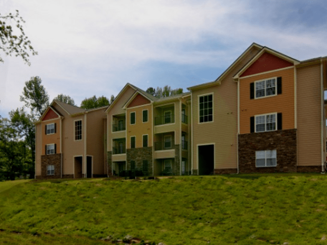 The Woodlands at Capital Way Apartments