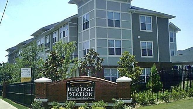 With Four Spacious Apartment Layouts, Thereu0027s A Place For Every Lifestyle.  Live Chat Or Contact Us To Learn More About Living At Heritage Station.
