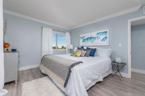 Bedroom-Bayshore Grove Apartments