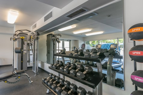 Fitness Center-Bayshore Grove Apartments