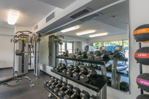 Fitness Center-Bayshore Grove Apartments
