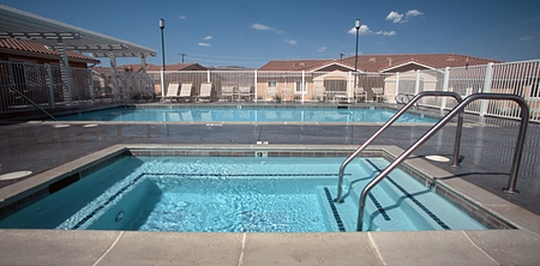 Sunset Pointe Apartments Barstow