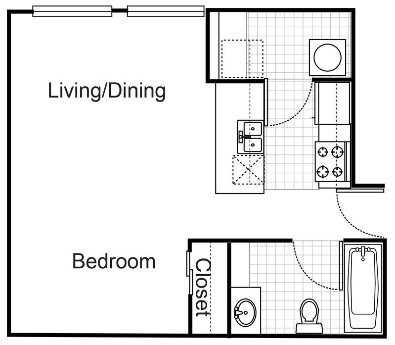 Apartments Downtown Dallas, TX