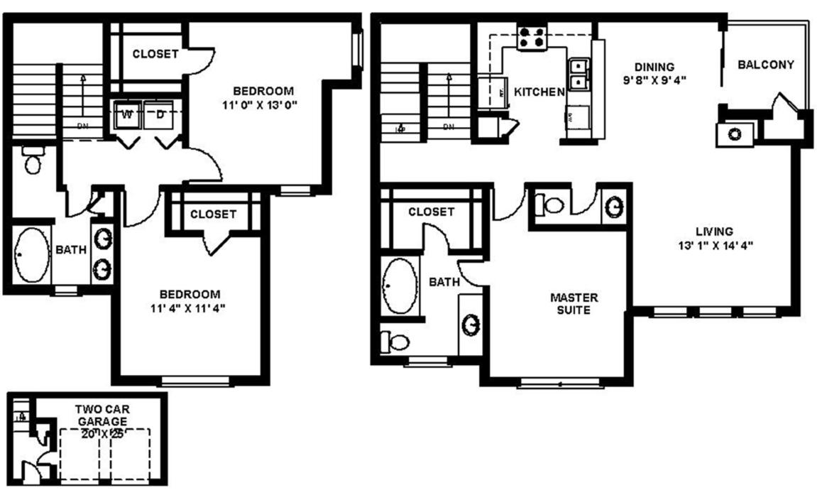 apartments in san antonio tx quarry townhomes floor plans
