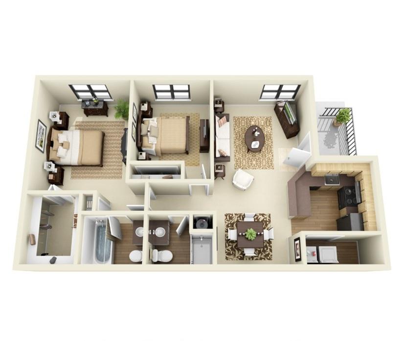 Plantation Colony Apartments