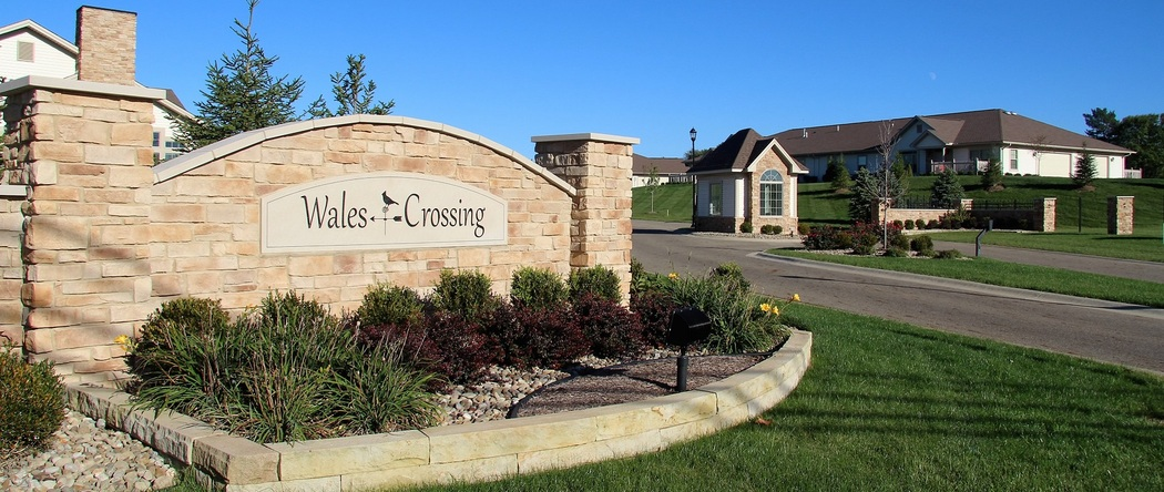 Luxury Canton Apartments At Wales Crossing