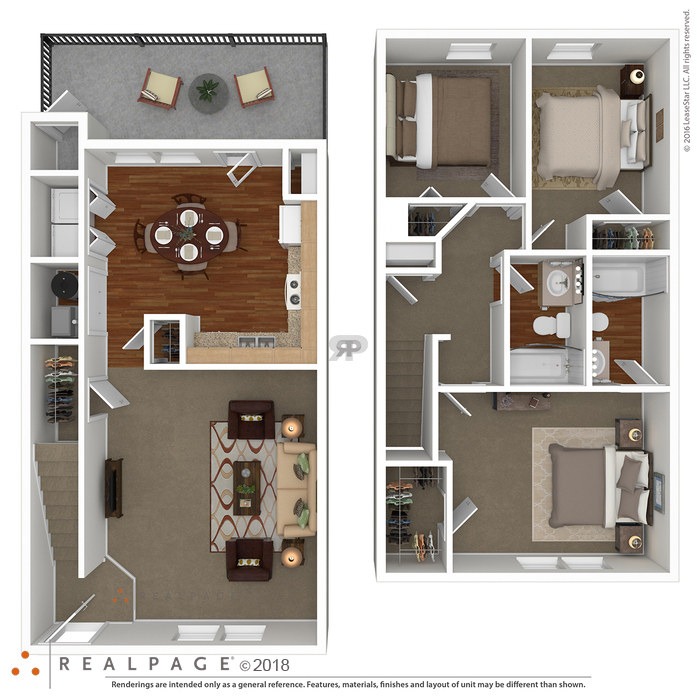 Durham Greens Apartments: Durham, NC Greens Of Pine Glen Floor Plans