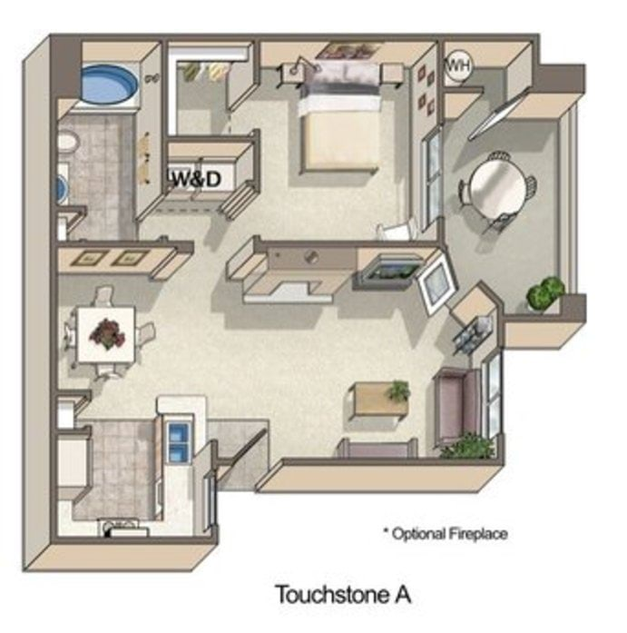 Broadstone At Stanford Ranch Floor Plans