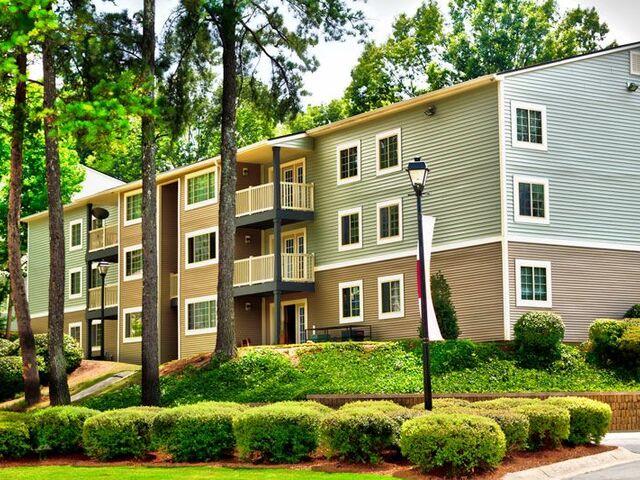 how to break my apartment lease in georgia