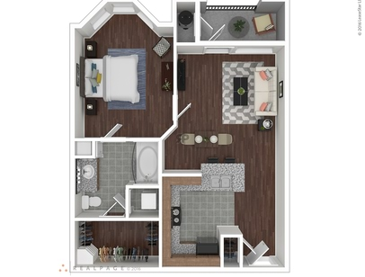 Houston, TX Lakeside Floor Plans | Apartments in Houston, TX - Floor ...